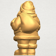 TDA0579 Santa Claus A05.png Download free STL file Santa Claus • Object to 3D print, GeorgesNikkei