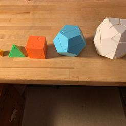 IMG_0419.jpg Download free STL file All Five Platonic Solids Puzzle • 3D printer model, nickcholy
