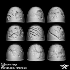 image.jpg Download free STL file Damaged Shoulders • 3D print model, artiiicus