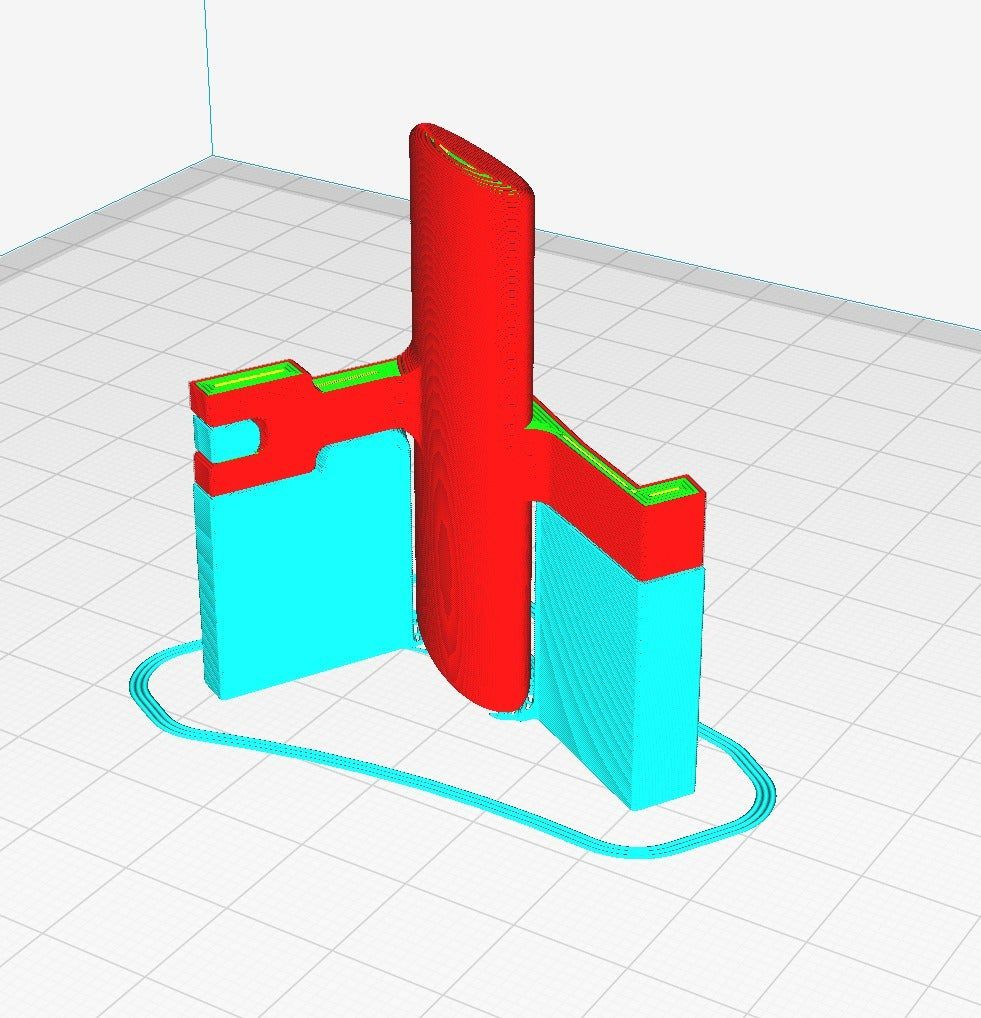 3079e58d6b9b13b3cee4e71292ae1118_display_large.jpg Download free STL file Bosch PSB 500  Direction Switcher • 3D printable model, medmakes