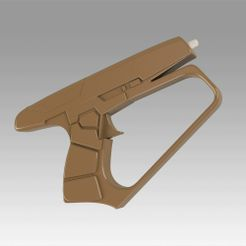 1.jpg Télécharger fichier OBJ Star Trek Enterprise Suliban Hand Phaser prop cosplay • Plan pour imprimante 3D, Blackeveryday