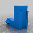 Complex_holder_support_B.png Download free STL file Small Trash Can (Lego look like) • 3D printer template, GedeonLab
