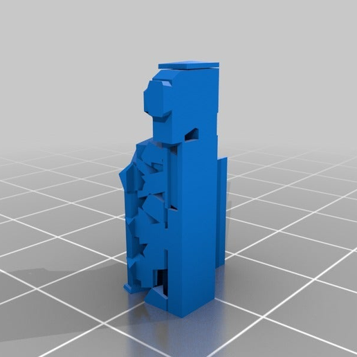 480b848817d0a0d89fbbff743e2afc00.png Download free STL file Ork Warlord or Ghaz using a Dreadknight • Template to 3D print, JtStrait72