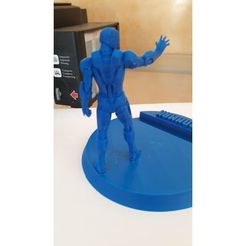 6dcb47f3bba37c8626f41baff84f2003_preview_featured.jpeg Download free STL file Iron man Phone stand • Model to 3D print, DarkRadamanthys