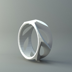 Capture_d_e_cran_2016-08-03_a__11.06.28.png Download free STL file Ring - Latticed 3 • 3D printing model, 3D-mon