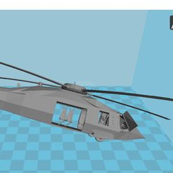 hélico.jpg Download STL file MHX3 Helicopter • 3D printable design, 3dprintiing