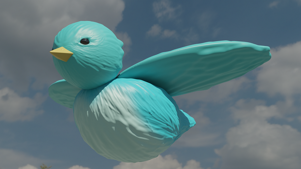pajarito3.png Download STL file Bird-shaped slide 14 February • 3D printing object, cheandrou