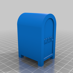 Mail_Box.png Download free STL file Buzón • 3D printing object, alc6379