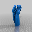 a81f9dade6e7b9b53456debd46745908.png Download free STL file Doctor Who - Weeping Angel with Illuminating Base • 3D print model, DaGoN