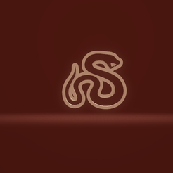 c1.png Download STL file cookie cutter serpent • 3D printable object, nina_hynes