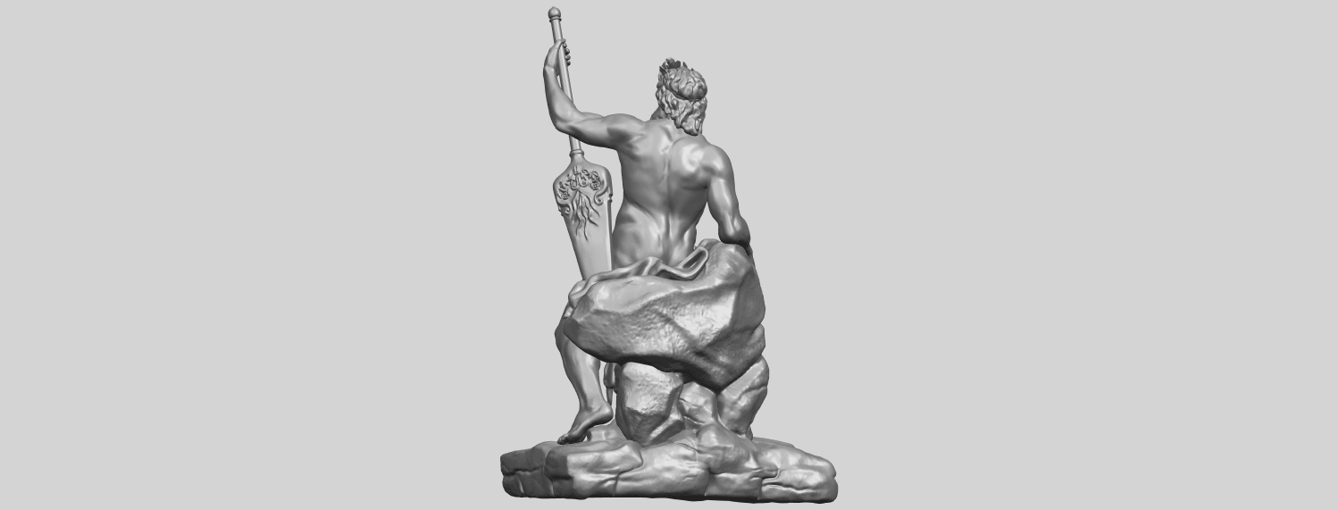 14_Naked_Warrior_88mm_(repaired)A06.png Download free STL file Naked Warrior • 3D printer design, GeorgesNikkei