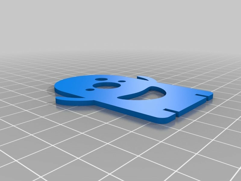 picamera_mons.png Download free STL file The Mountster for PiCam • 3D print object, enekomontero