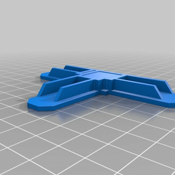 976da20cbb252bbc30c941c479aa2224.png Download free STL file 3-way T connector • 3D printing template, coderxtreme