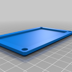 Creality_CR-10S_Pro_V2_Magnetic_Screen_Cover.png Download free STL file Creality CR-10S Pro V2 Magnetic Screen Cover • 3D printer template, shapman88