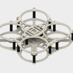 2017-04-02_10_38_00-Autodesk_Fusion_360.png Download free STL file PEX96 - Micro FPV quadcopter brushless 96mm frame • 3D printing design, PEX