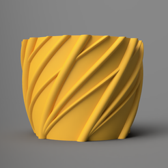 Planter02_front.png Download free STL file Planter 02 • 3D printer object, Wilko