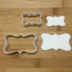 frame-.1.jpg Download STL file cookie cutter frame 2 sizes • 3D printer object, matthewmason