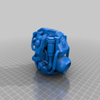 Guts.png Download free STL file Mr. Handy (with guts) - Fallout 4 • 3D printing object, FreeBug