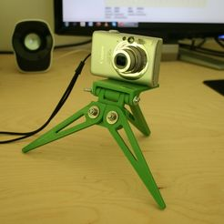 img (1).JPG Download free STL file TABLE PHOTO TRIPOD • 3D printing template, oasisk