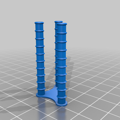 retraction_test_v2.png Download free STL file Compact Test Shapes • 3D printer template, Knifa