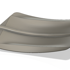 paddle_v13 v1-03.png Download OBJ file A real paddle blade for a rowing boat for 3d print cnc  • 3D printing model, Dzusto