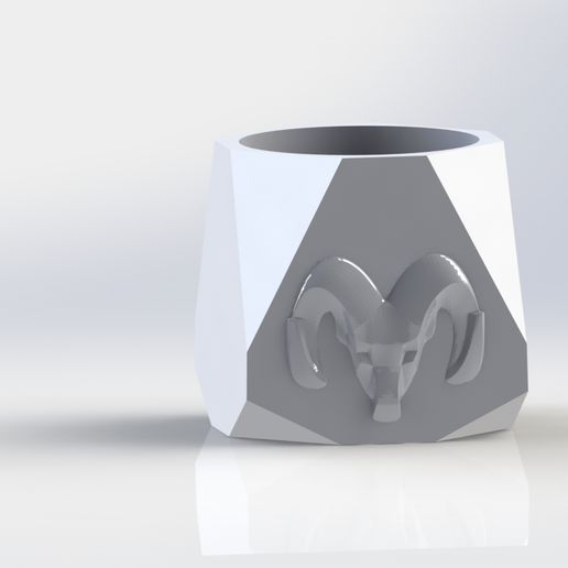 mate doge.JPG Download STL file Mate Doge • Template to 3D print, gino2206