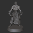 Pose01.png Download STL file Warrior Squad With Bonus Acolyte / Raider - Cursed Elves • 3D printable design, edgeminiatures