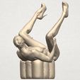TDA0291 Naked Girl B08 A07.png Download free file Naked Girl B08 • Model to 3D print, GeorgesNikkei