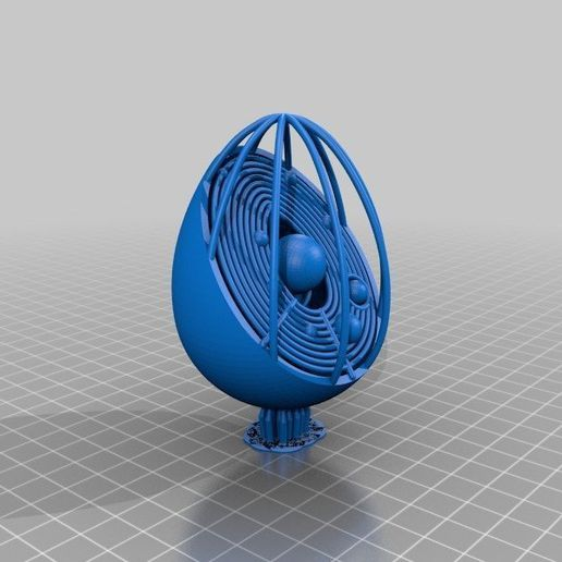 a87fa702d1f43821aed59cd6a84df512_display_large.jpg Download free STL file Resin Easter Egg Collection • Object to 3D print, ChrisBobo