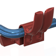door-opener-02 v4-02.png Download free STL file Extra door opener handle with elbow against coronovirus covid-19 v02 for 3d print and cnc • 3D printable design, Dzusto