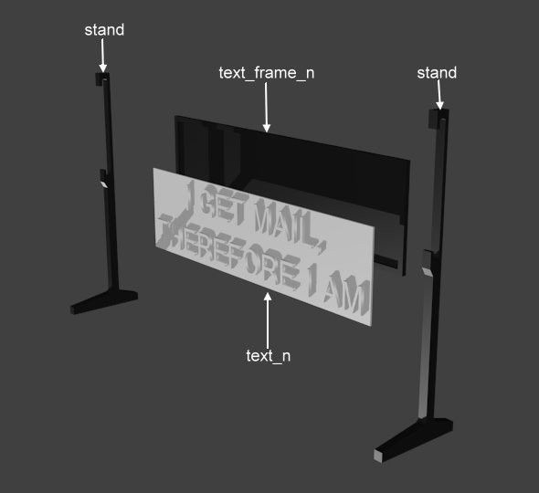 quotes_assembly1.jpg Download free file Dilbert quotes • Model to 3D print, reddadsteve