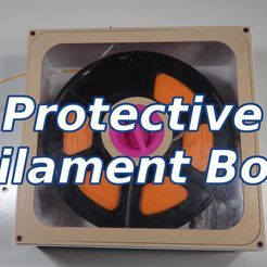 sg01-PC250052-2a.jpg Download free STL file Protective Filament Box • 3D printable object, SgaboLab