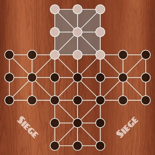 Asalto_md.png Download free STL file Alsalto and Fox and Geese Board Games • 3D printing object, Anubis_