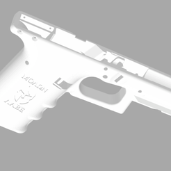 Screenshot-2021-03-03-at-13.19.01.png Télécharger fichier STL Glock 19 Molon Labe Lower • Objet pour impression 3D, Tackelbury