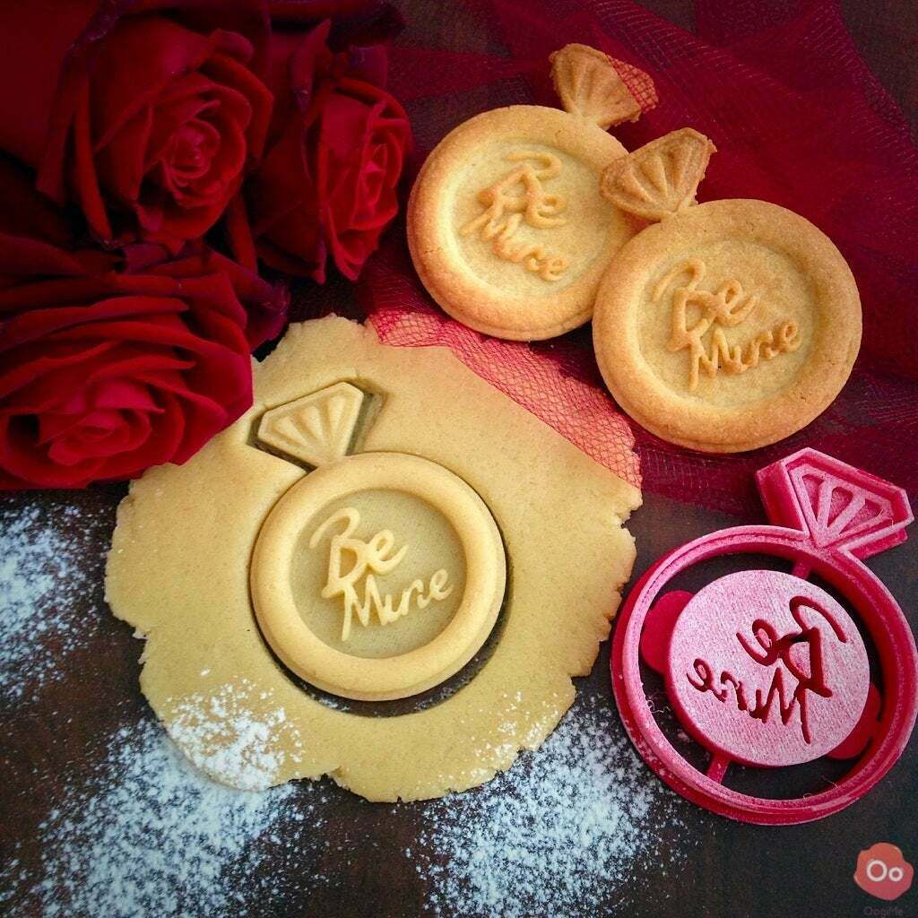 IMG_8504.jpg Download free STL file XOXO Cookie Cutter (Valentine's Day Collection) • 3D printing design, OogiMe