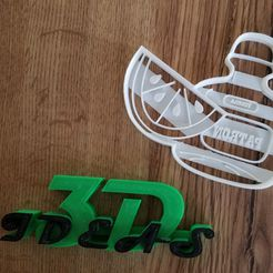 82042259_490695801820226_7948538486846390272_n.jpg Download free STL file tequila cutter • Object to 3D print, IDEAS3D