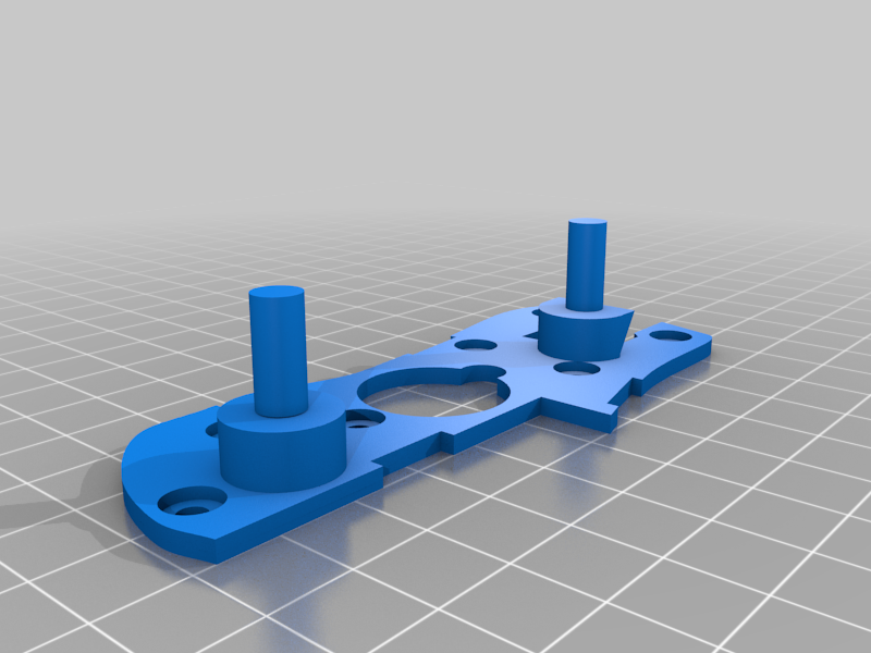 cuerpo2.png Download free STL file Theo Jansen flexible joint mechanism • Model to 3D print, papapegulin