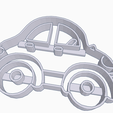 Terrific Curcan (5).png Download STL file CUTTING OF COOKIES IN THE FORM OF VEHICLE • 3D printable template, KDASH