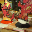 vlcsnap-2019-02-02-15h48m22s763.png Download free STL file Base for Paper Miniatures for Tabletop Roleplaying • 3D printer template, BeInspiredwithDominic