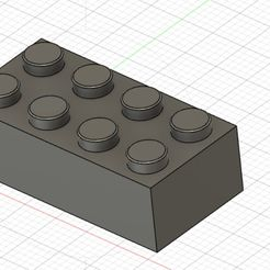 1.jpg Download free STL file Lego brick • Template to 3D print, nkostic1992