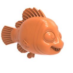 untitled.1613.png Download free STL file Finding Nemo • 3D printable model, hcchong