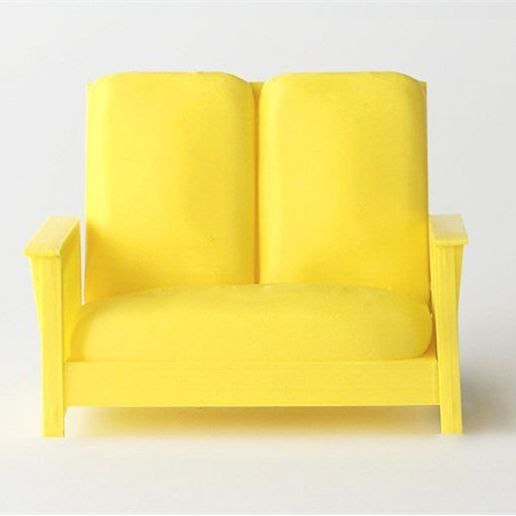 731x454_2W1ORFKR7A.jpg Download free STL file Arts and Crafts Morris Couch • 3D printable object, D5Toys