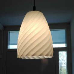 Capture d'écran 2017-09-19 à 11.18.33.png Download free STL file Rotation folded lamp shade • Design to 3D print, MaterialsToBuils3D
