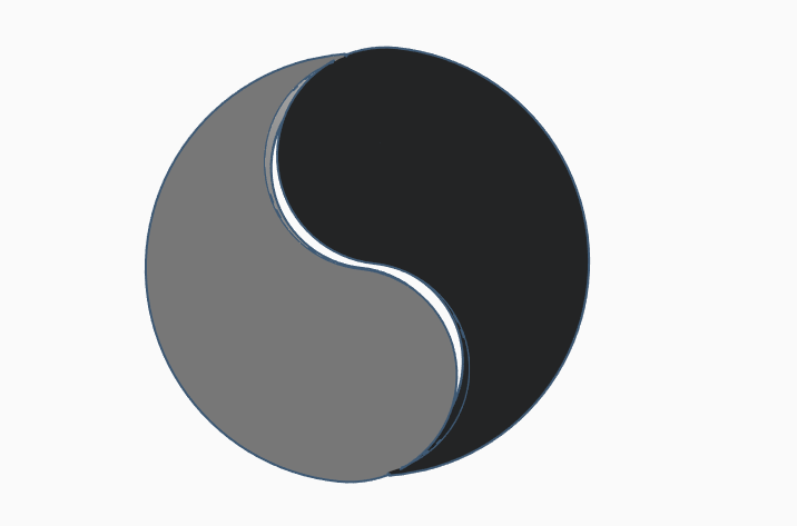 ying and yang _ Tinkercad - Google Chrome 27_04_2020 14_26_28.png Télécharger fichier STL ying and yang • Plan pour imprimante 3D, billy_and_co_official