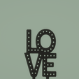 c1.png Download STL file cake topper love • Object to 3D print, nina_hynes