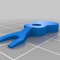 bridge-pin-out-tool.png Download free STL file Ukulele and guitar - Pin Out Tool • Model to 3D print, Dr4l3g