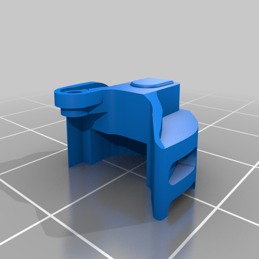 aar-body-roundpin-exhigh-1.png Download free STL file Functional 1:32 & 1:20 Knuckle Coupler • Design to 3D print, trotfox