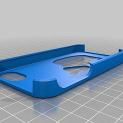makerbot_customizable_iphone_case_v20_20140208-20722-wywb1-0.jpg Download free STL file phone Case • 3D printable object, tgunn