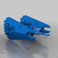 _Narn_Tloth.png Download free STL file Narn - T'Loth • 3D printable object, BadHaircut