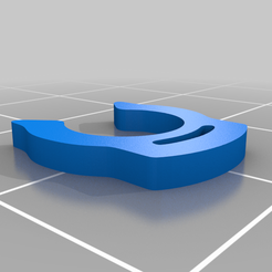 Locking_Clip_for_Water_Filter.png Download free STL file Locking Clip for Water Filter Quick Connector • Object to 3D print, JHAres